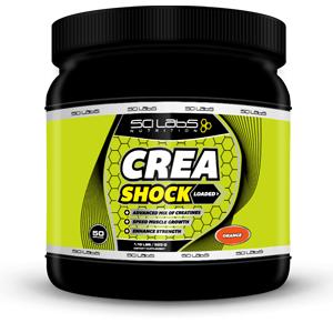 Crea Shock Loaded