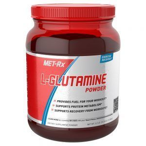 L-Glutamine workout recovery