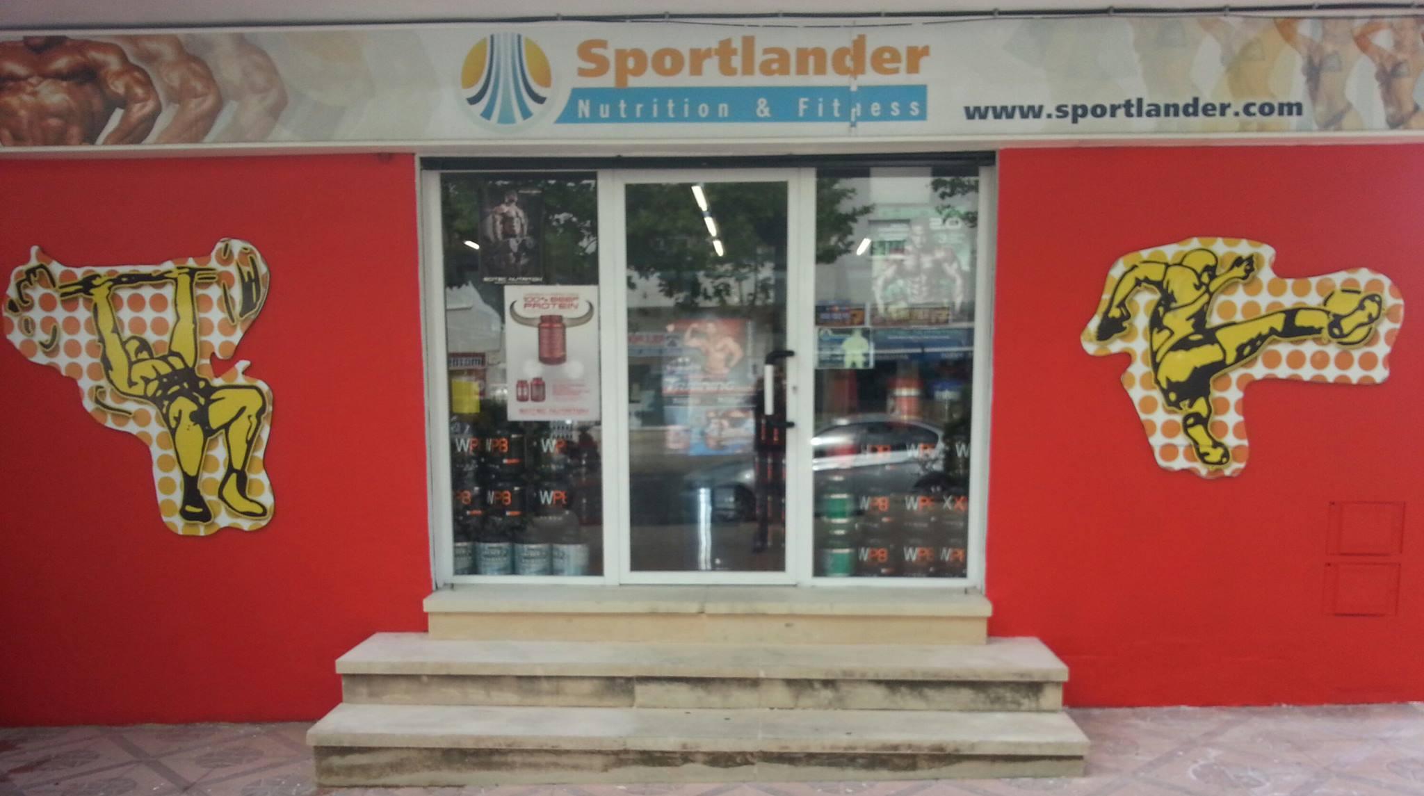 Sportlander La Nucía Spain