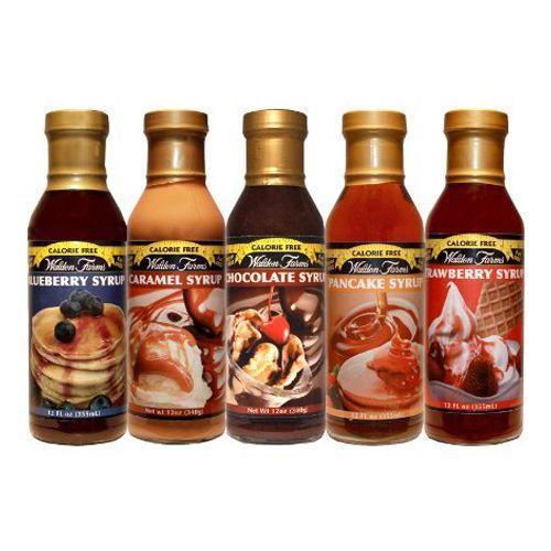 Syrups - 12 oz