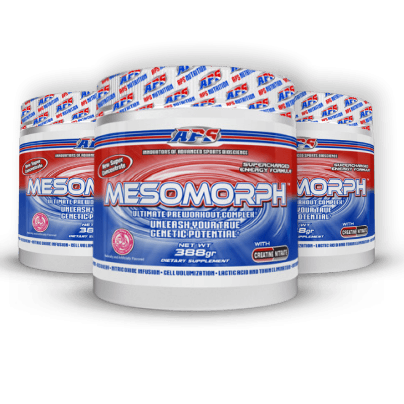 APS Mesomorph with DMAA