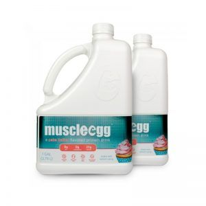 muscle egg liquid protein