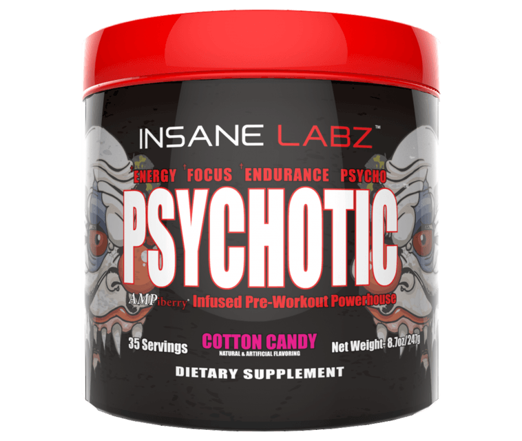 Psychotic Preworkout